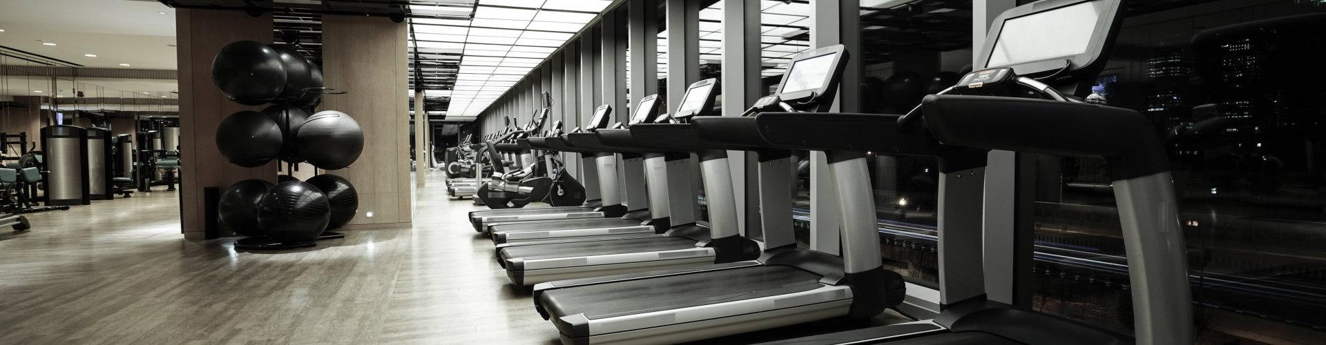 indoor image of a gym